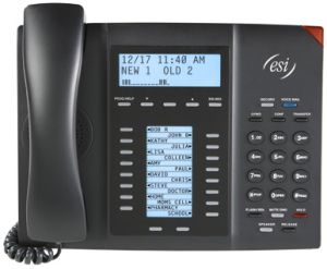 esi 60D/IP, Business phone systems