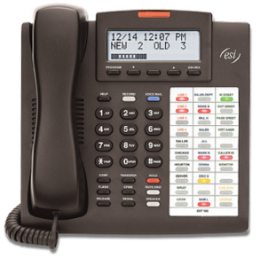 esi 48-button business phone, Business phone systems